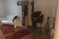 Our Blog and Vlog Room